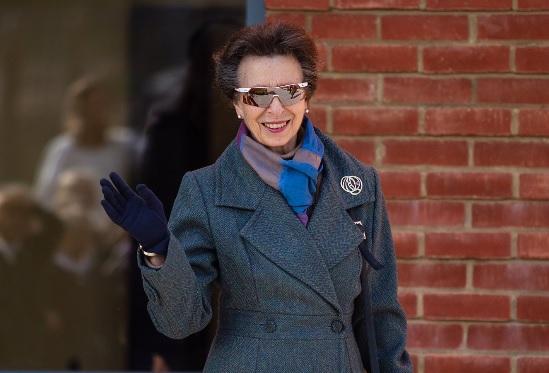 Princess Anne, The Princess Royal
