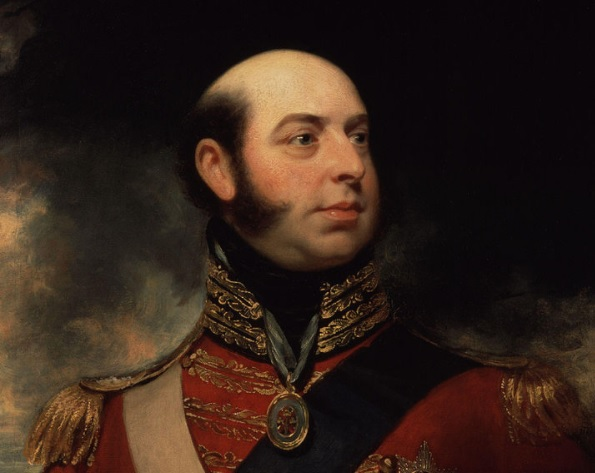 Edward, Duke of Kent and Strathearn, father of Queen Victoria