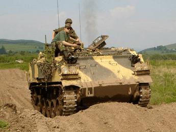 corps-tank
