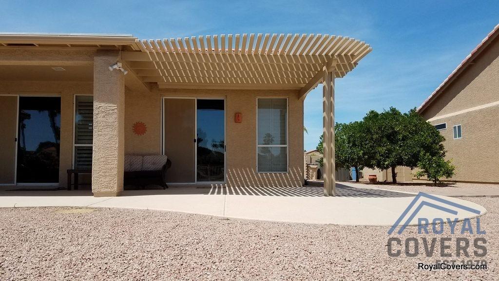patio cover in sun lakes az 85248