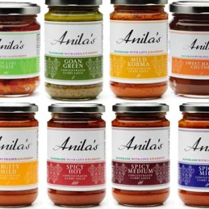Anila Curry Lovers' Collection