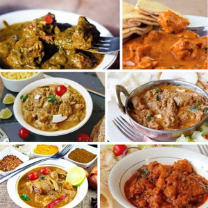 Ready-Cooked Curries