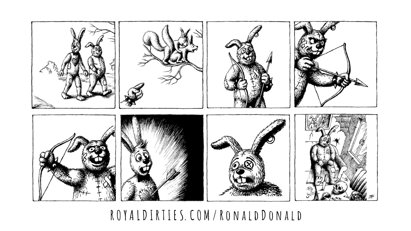 Ronald & Donald: That's Love