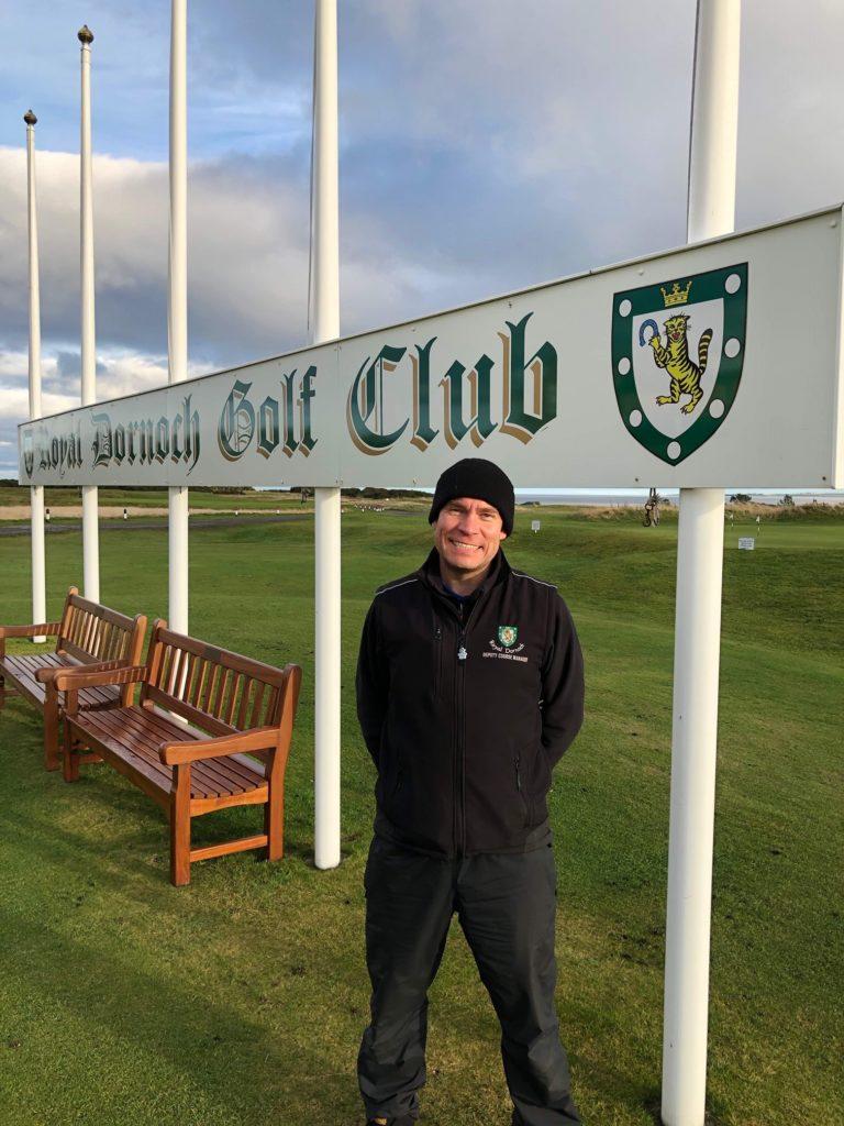 Open Championship Symbol Golf British