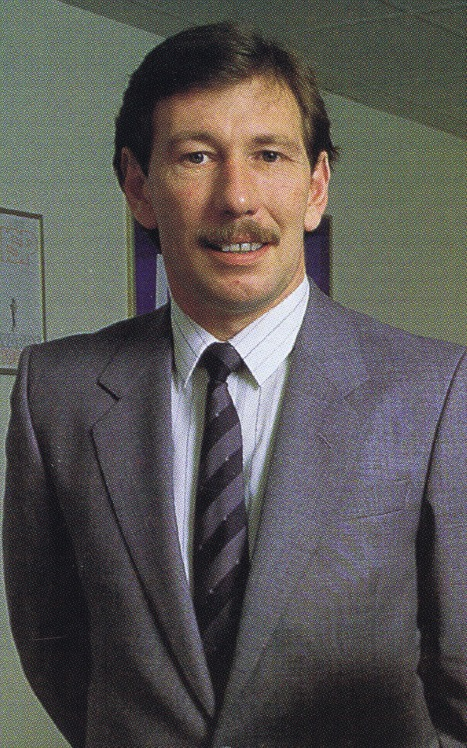 Roger Sotherton, Marketing Director, Don Marketing: 1984