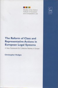 Class action reform