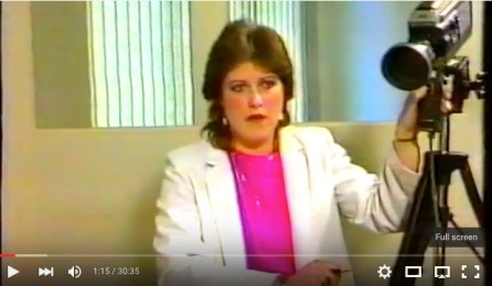 Valerie Hewitt, Don Marketing 1984