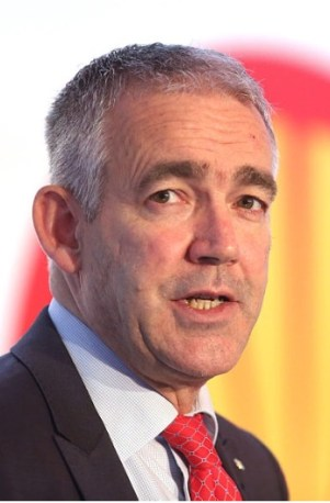 Simon Henry, CFO, Royal Dutch Shell Plc