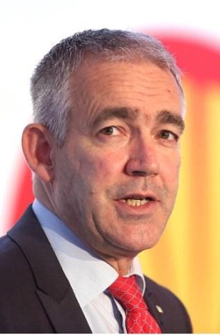 Simon Henry, CFO, Royal Dutch Shell Plc