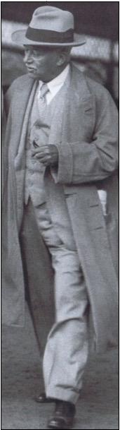 SIR HENRI DETERDING IN 1936