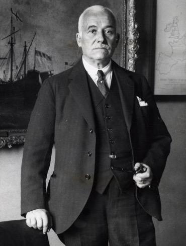 SIR HENRI DETERDING 1936
