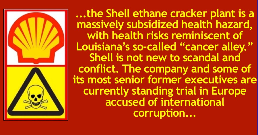 Corruption – Royal Dutch Shell Plc  com