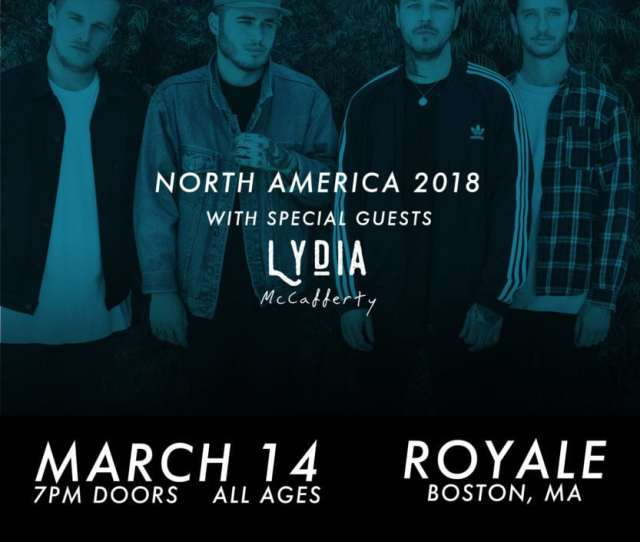 Canceled Moose Blood Royale Boston