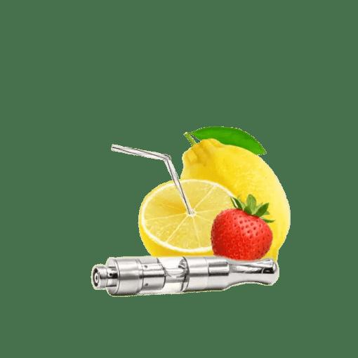CBD Vape Cartridge – 200mg Strawberry Lemonade