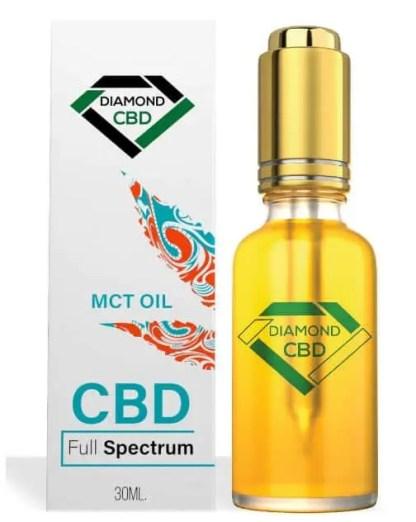 Diamond CBD Full Spectrum MCT Oil
