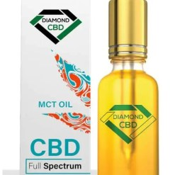 Diamond CBD Full Spectrum MCT Oil