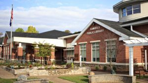 Toddler and Preschool Story Time @ Samuels Public Library