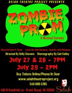 Zombie Prom: A Musical Comedy @ Selah Theatre