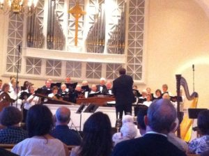 Front Royal Oratorio Society annual spring concert @ Braddock Street United Methodist Church
