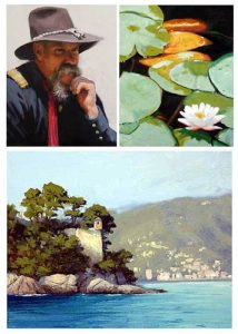 The Fundamentals of Acrylic Painting @ Art in the Valley
