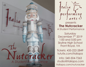 """The Nutcracker"" student performance @ Skyline High School"