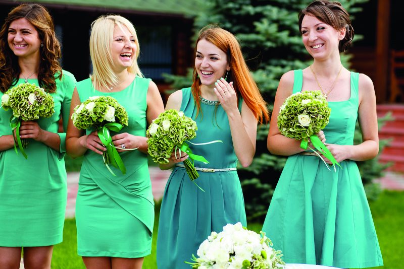 how to dress your bridesmaids royal examiner