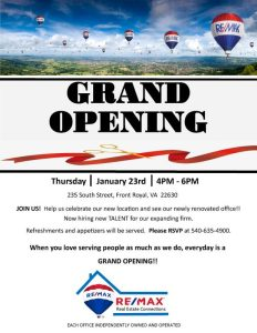 Re/Max Real Estate Grand Opening @ Re/Max Real Estate Connections