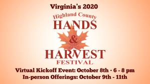 2020 Hands & Harvest Festival