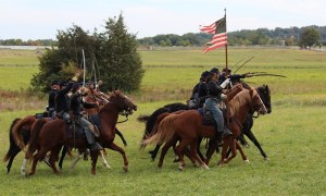 2nd United States Cavalry - Civil War Encampment @ Sky Meadows State Park
