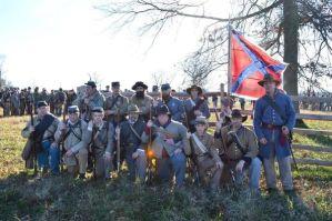 21st Georgia Infantry - Civil War Encampment @ Sky Meadows State Park