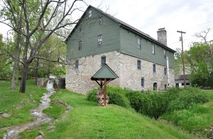 VA State Parks History and Culture: Water Powered Mills @ Sky Meadows State Park