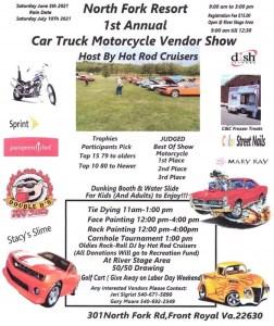 North Fork Resort Car Show @ North Fork Resort