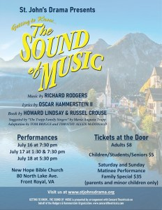 Getting to Know… The Sound of Music @ New Hope Bible Church