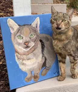 Paint Your Pet's Portrait @ The Studio