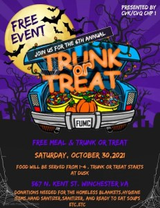 Feed the Homeless Trunk or Treat @ T-Bone's Bar & Grill