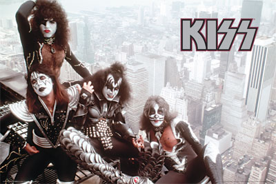 KISS--New York