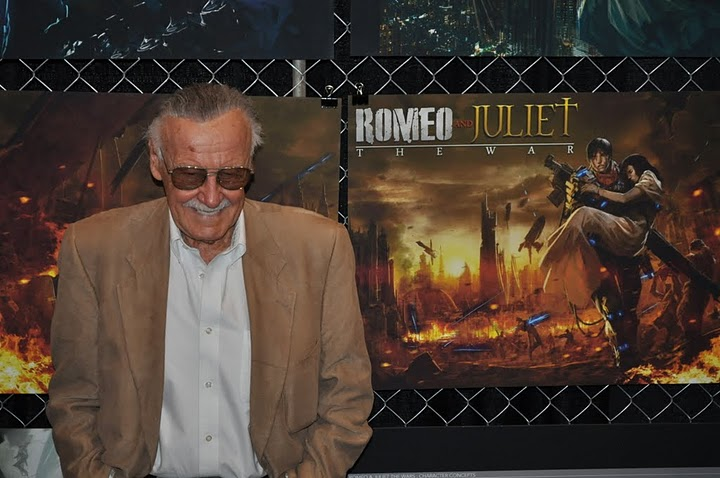 Stan Lee And Pow Entertainment Partners Up With 1821 Comics