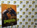 SDCC 2013 – USA Network Psych Roundtable Interviews
