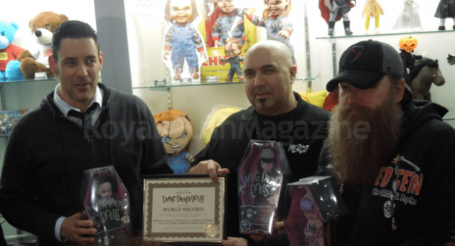 Living Dead Dolls  (Toy Fair 2014)