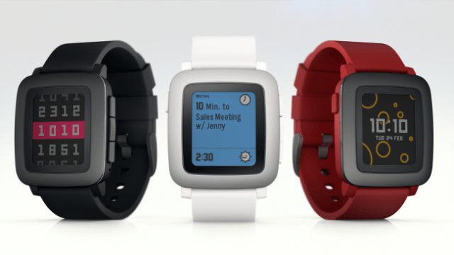 Pebble Returns to Kickstarter with Pebble Time