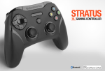 RFMag Holiday Gift Guide 2015: SteelSeries Stratus XL (PC/Android and iOS/Mac)
