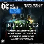 DC All Access Delivers a Must-Watch Live Stream Event for Injustice 2