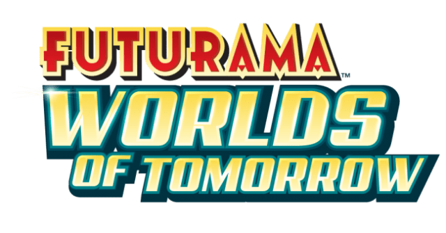 Futurama: Worlds of Tomorrow Logo