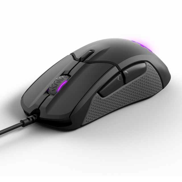 RFMag Holiday Gift Guide 2017: SteelSeries Rival 310 Gaming Mouse