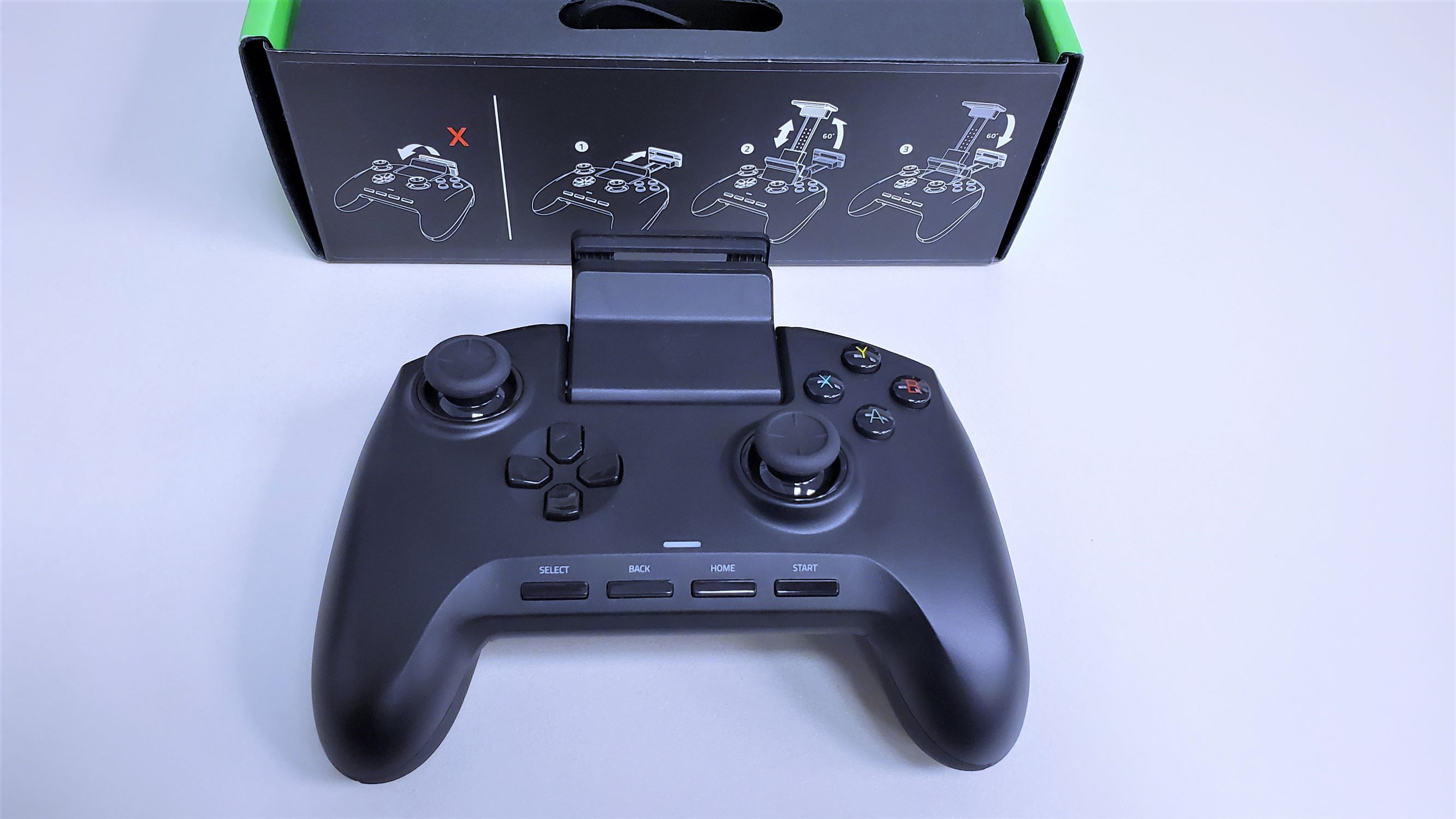 Review Razer Raiju Mobile Controller For Android And Pc Free delivery for many products! review razer raiju mobile controller