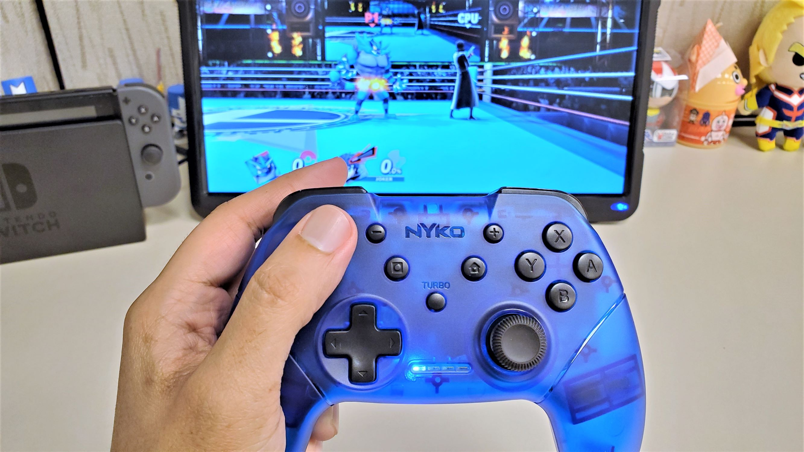 Review: Nyko Wireless Core Controller for Nintendo Switch | Booredatwork