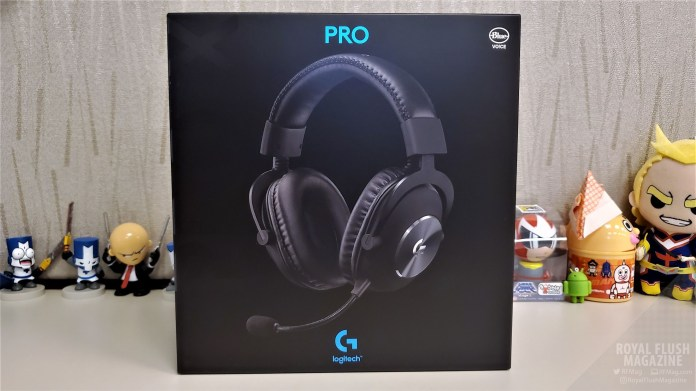 Review Logitech G Pro X Gaming Headset With Blue Vo Ce