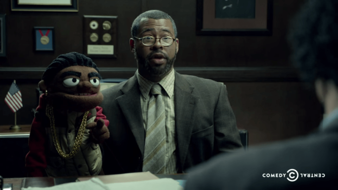 Key & Peele – Little Homie [Uncensored]