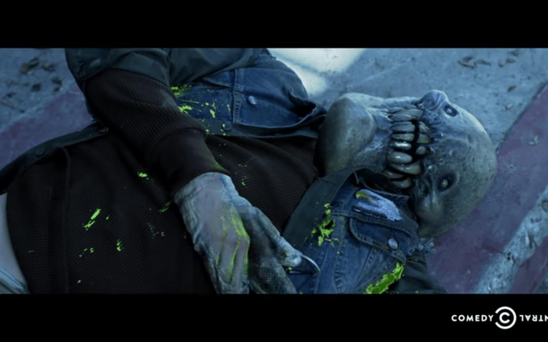 Key & Peele – Alien Imposters