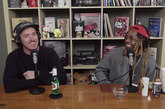 The Nine Club Interview With – Lil Wayne